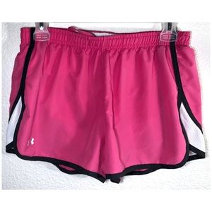 Under Armour Ladies Heat Gear Running Shorts